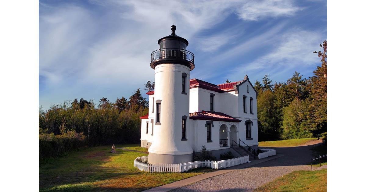 Admiralty Head Lighthouse (c) Michael Stadler