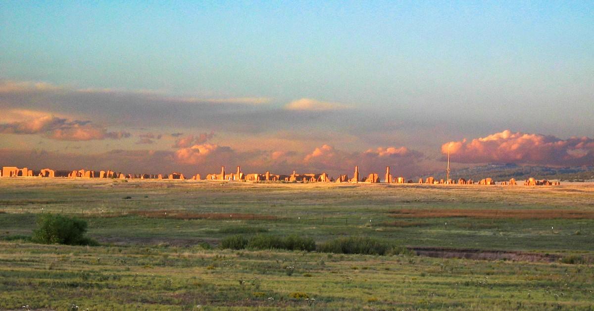 Fort Union National Monument, photo courtesy NPS