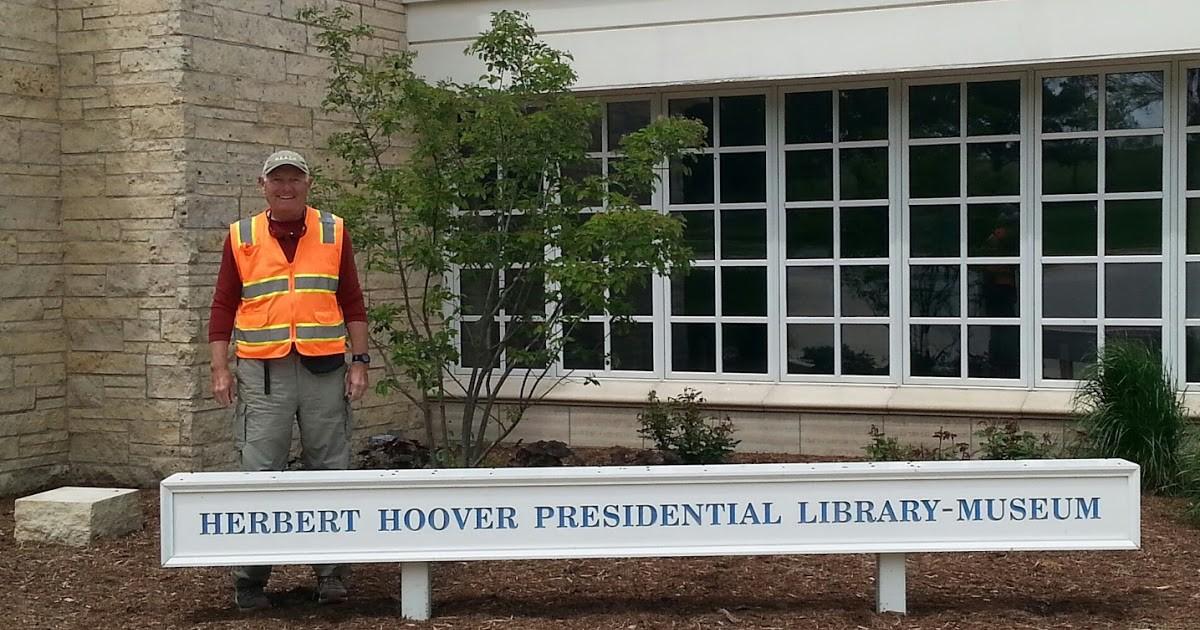 Iowa - Herbert Hoover Presidential Library-Museum