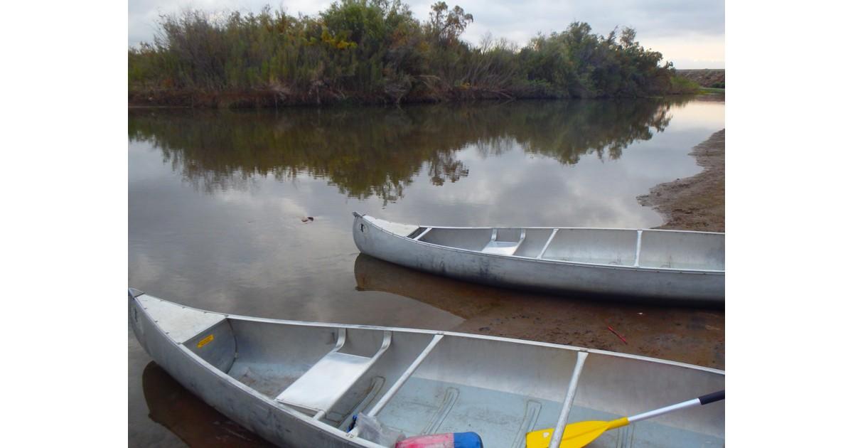 Canoe Trips down the Colorado River