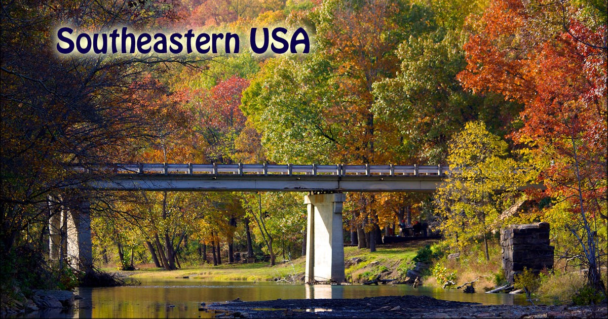 Southeastern United States of America