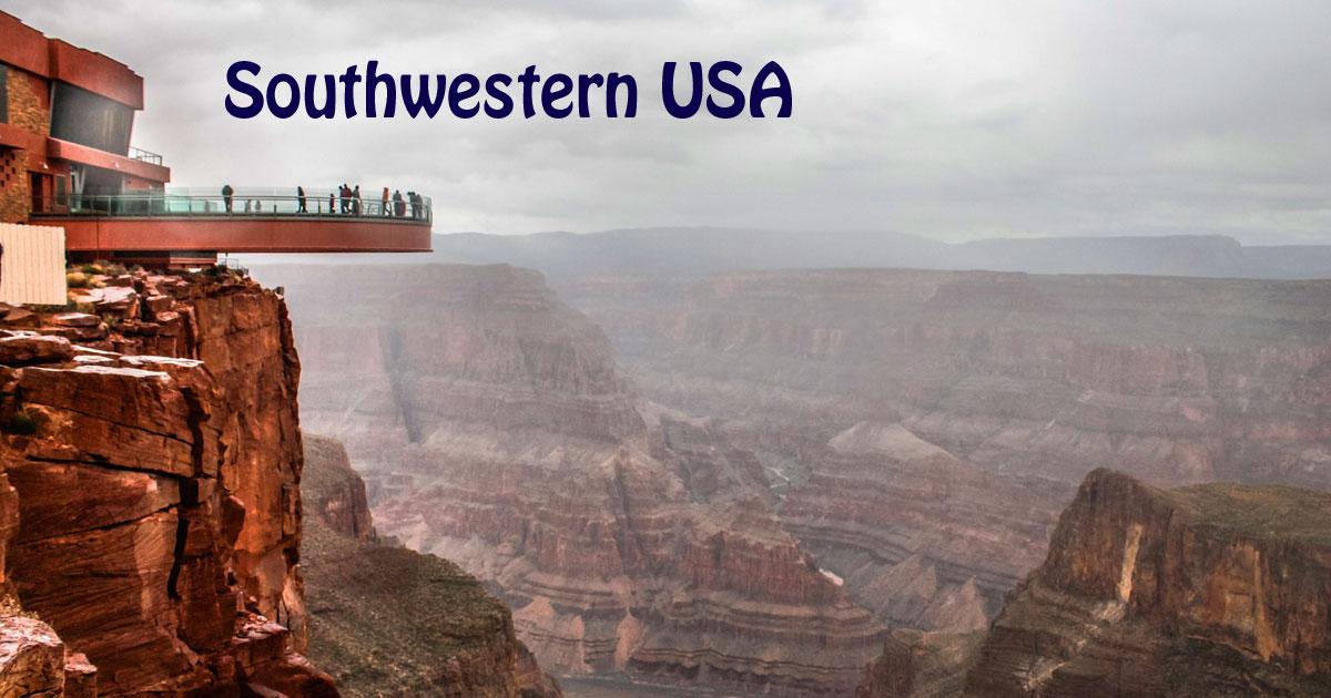 Southwestern United States of America