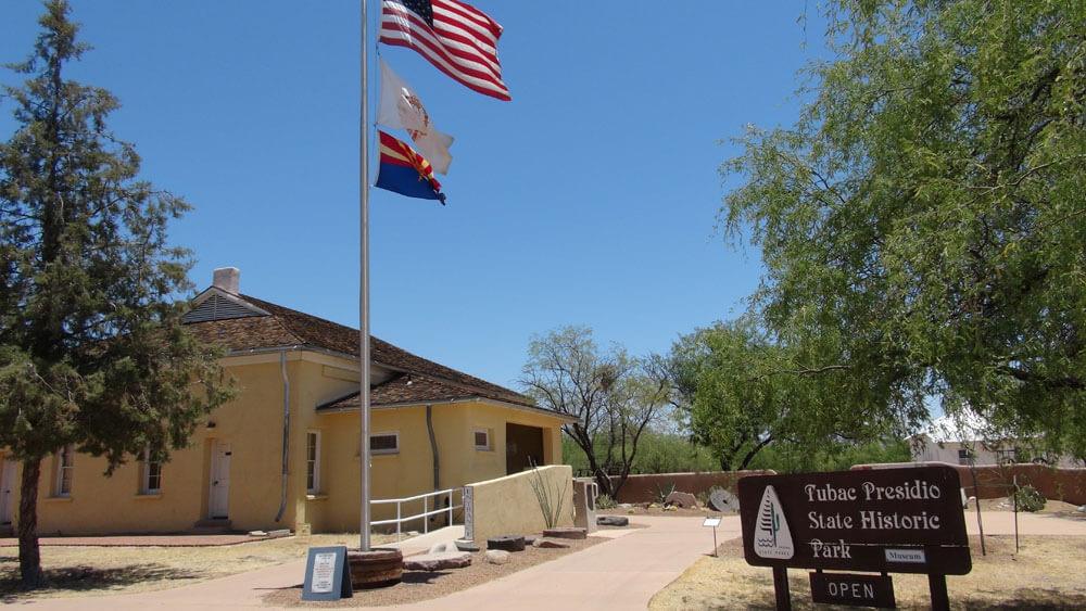 Tubac Presidio Arizona State Historic Park