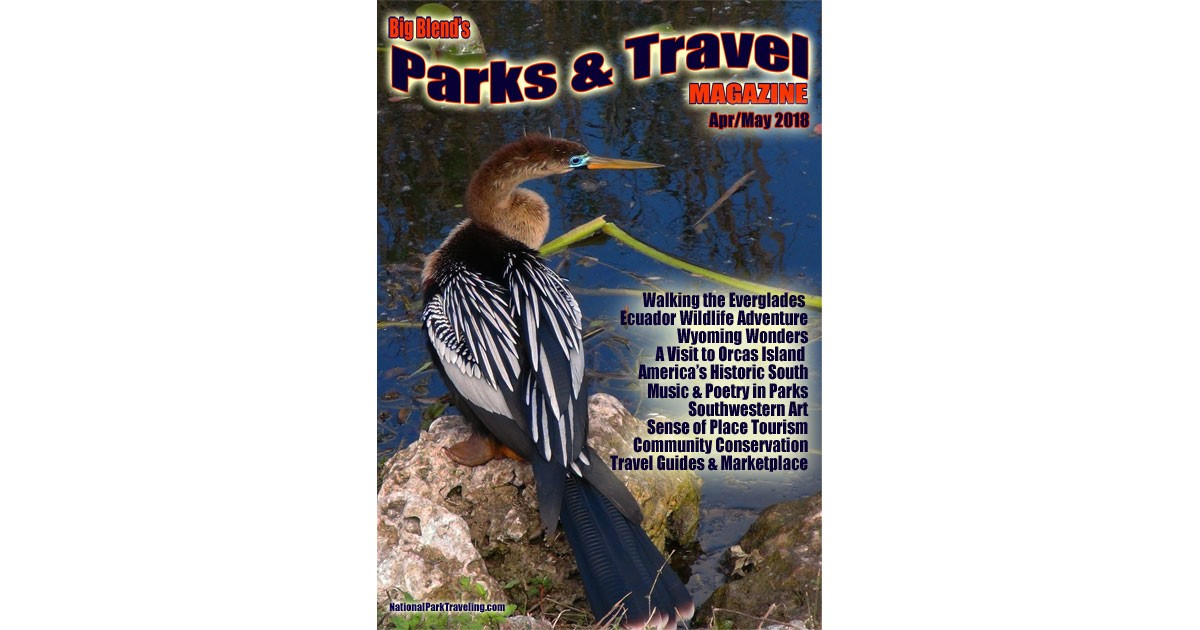 Park & Travel Magazine Apr/May 2018