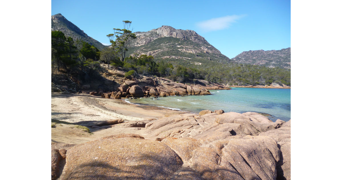 Tasmania - Honey Moon Bay