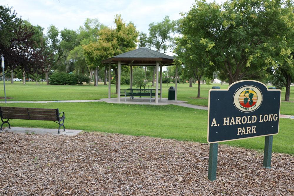 A. HAROLD LONG PARK