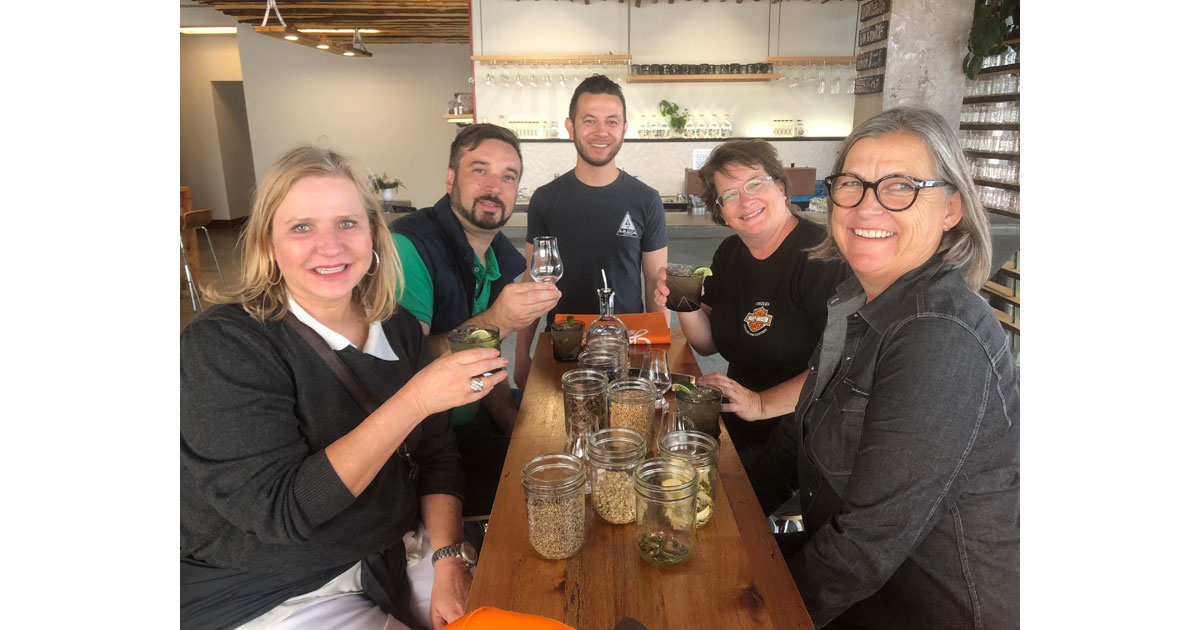 Amalga Distillery - Juneau Food Tours