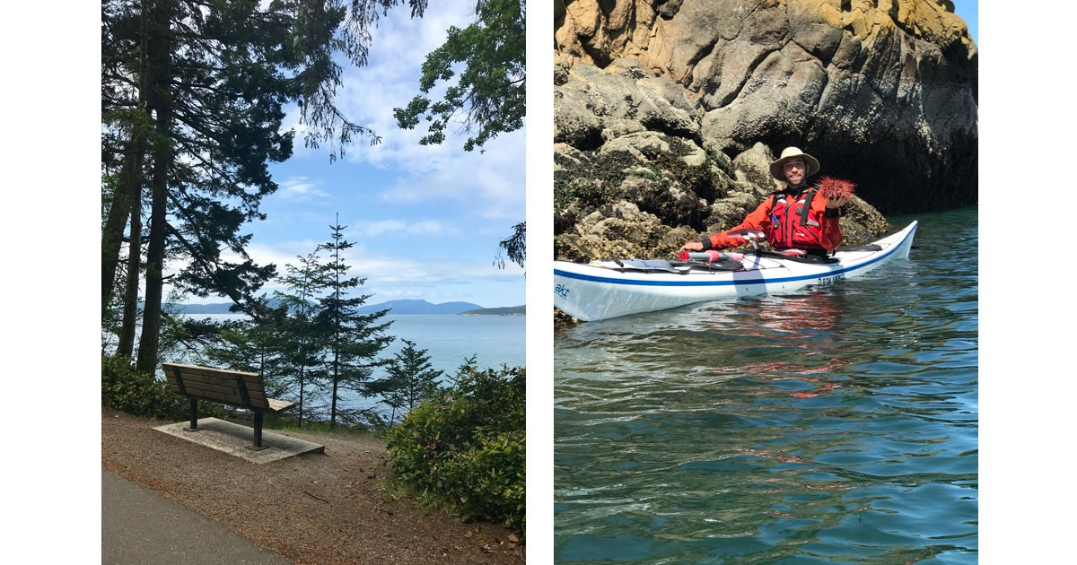 Anacortes Kayak Tours & Washington State Park