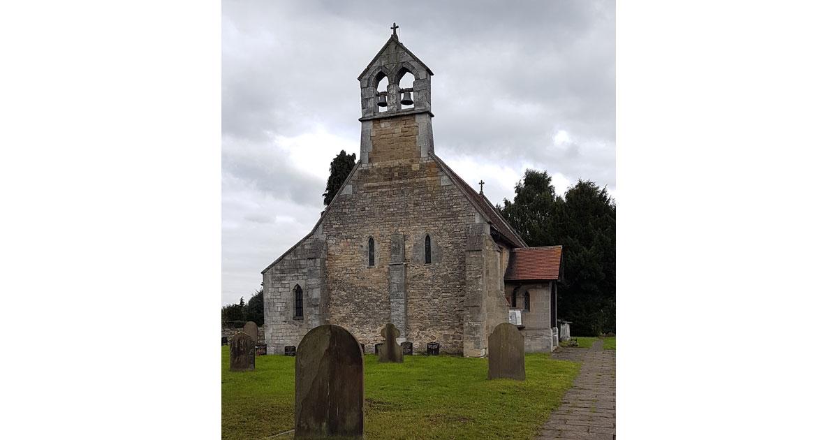 Austerfield Church