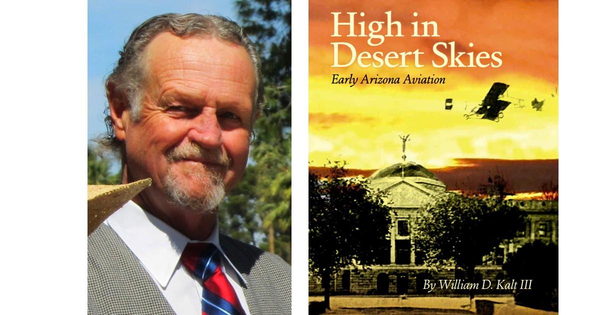 Author William Kalt III
