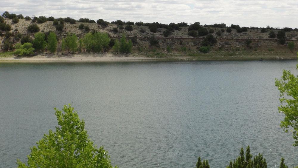 Brush Hollow Reservoir,