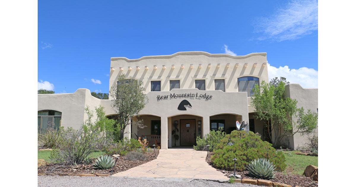 Bear Mountain Lodge, Silver City, New Mexico