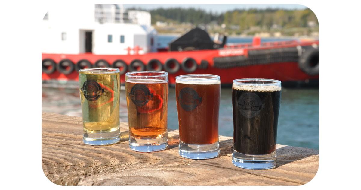 Bier on the Pier - Dan Stearns