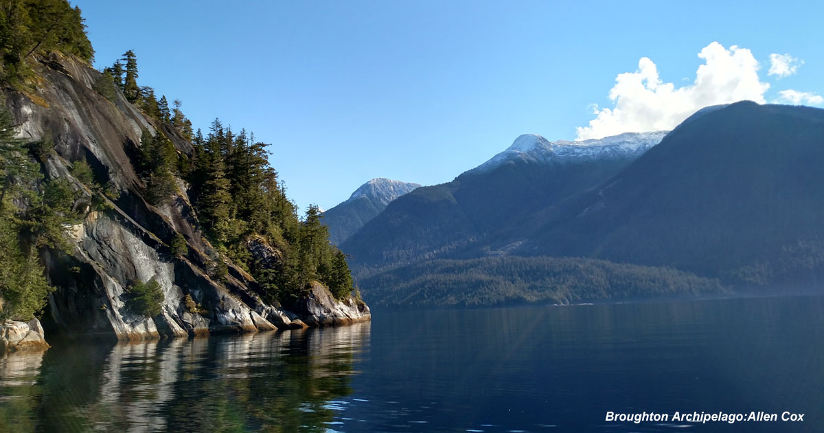 Easy Access to Wilderness on Vancouver Island, B.C.