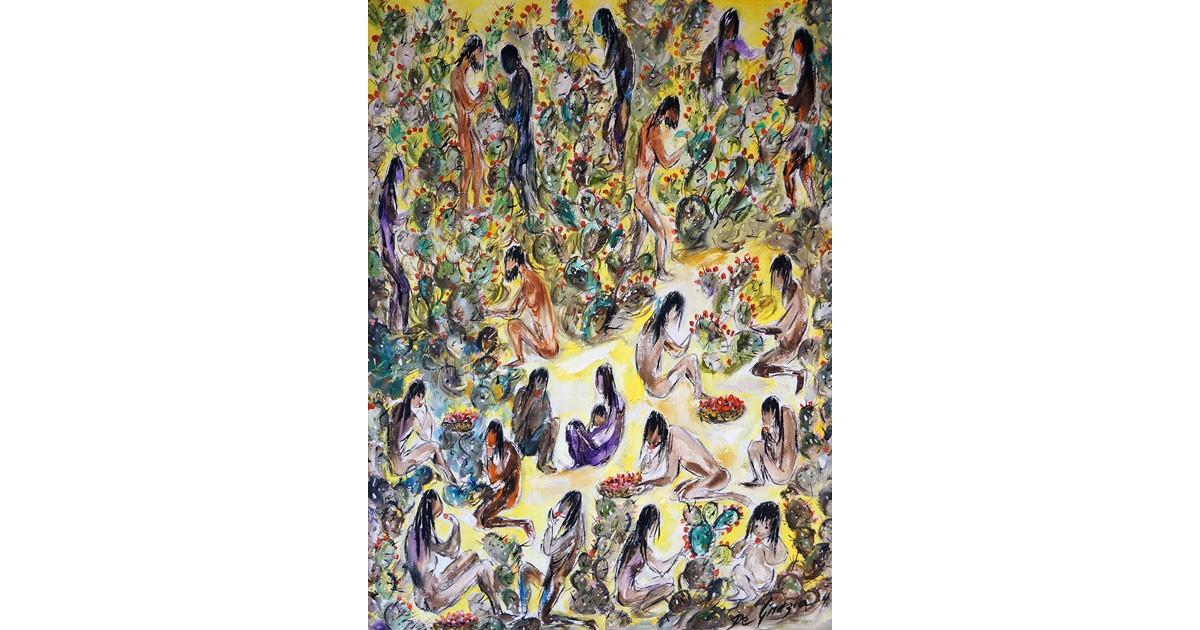 Artist Ted DeGrazia's Cabeza de Vaca Collection