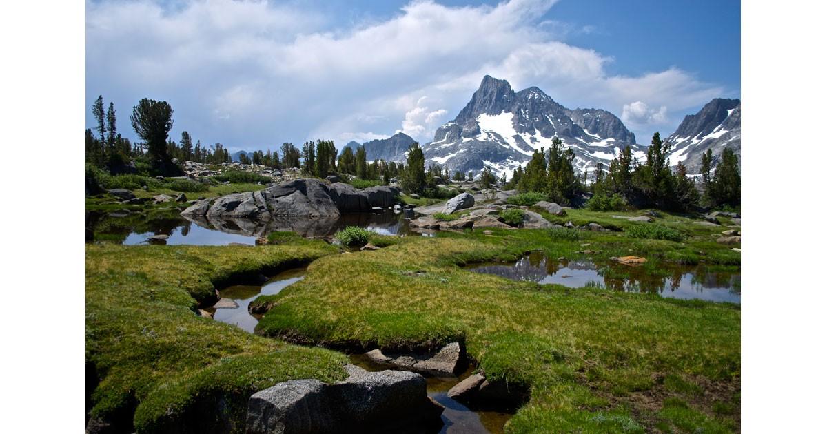 California John Muir Wilderness