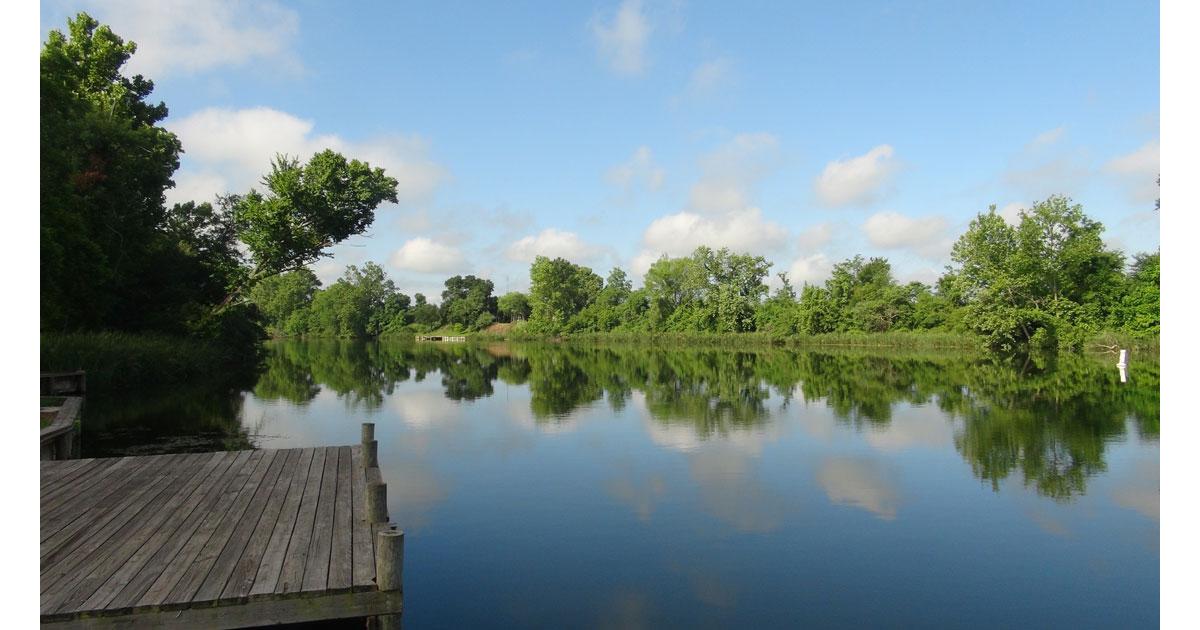Cane River Lake, Natchitoches, LA