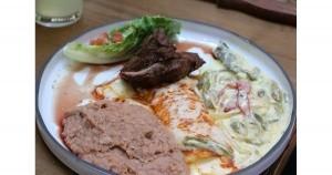 Carne Asada at La Plazuelas