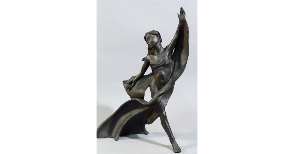 Catch the Wind by by Charles Tryon