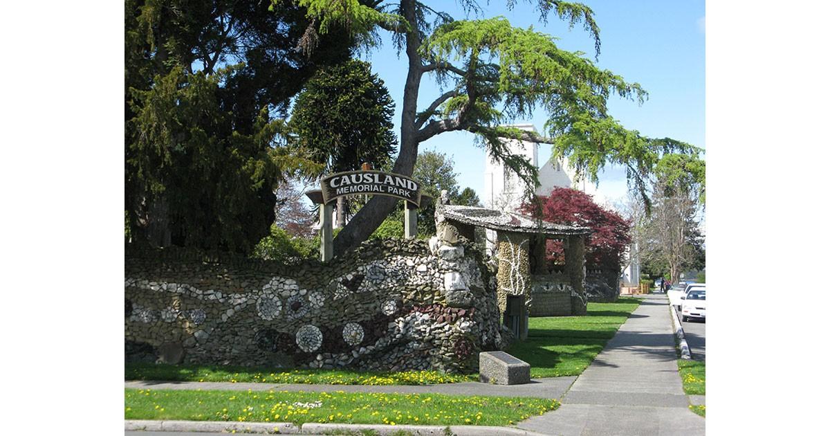 Causland Memorial Park - Steve Berentson