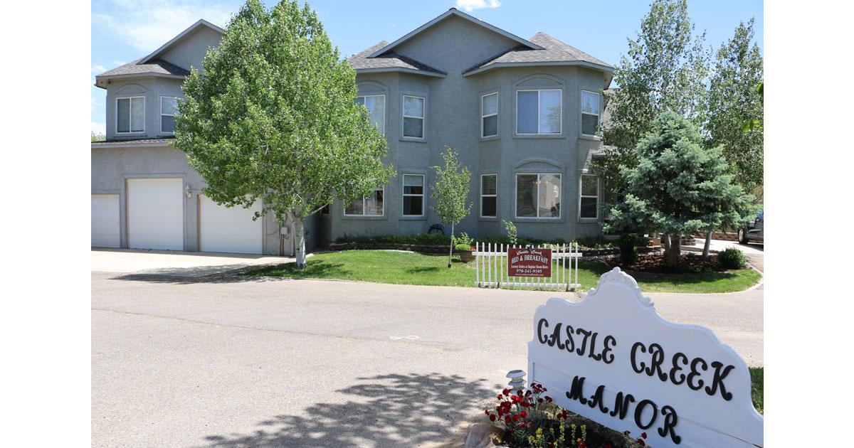 Castle Creek Manor B&B