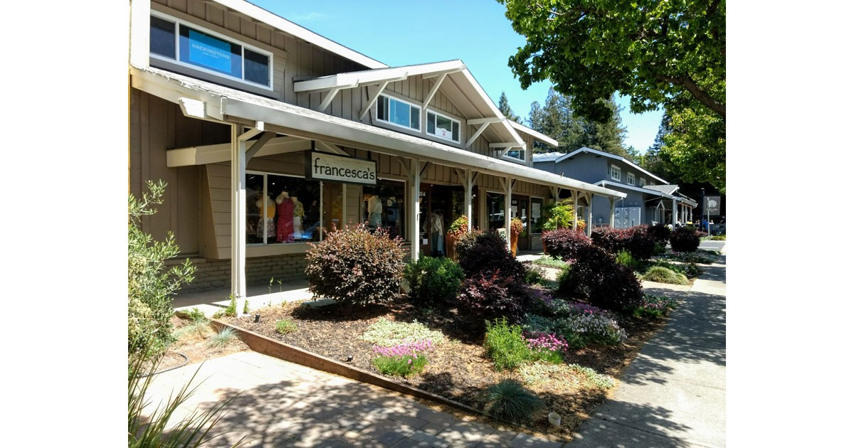 Charming boutiques mingle with fabulous restaurants in Danville, CA.