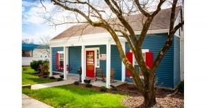 Chic Cabin on Main, Springfield, Kentucky