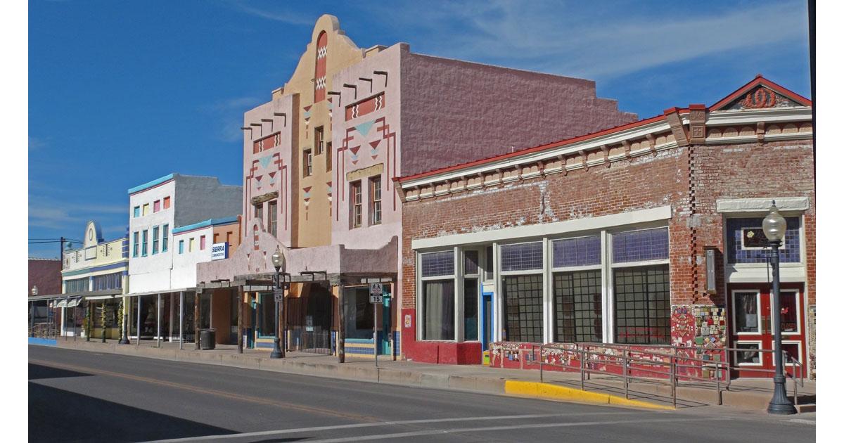 Historic Silver City, New Mexico