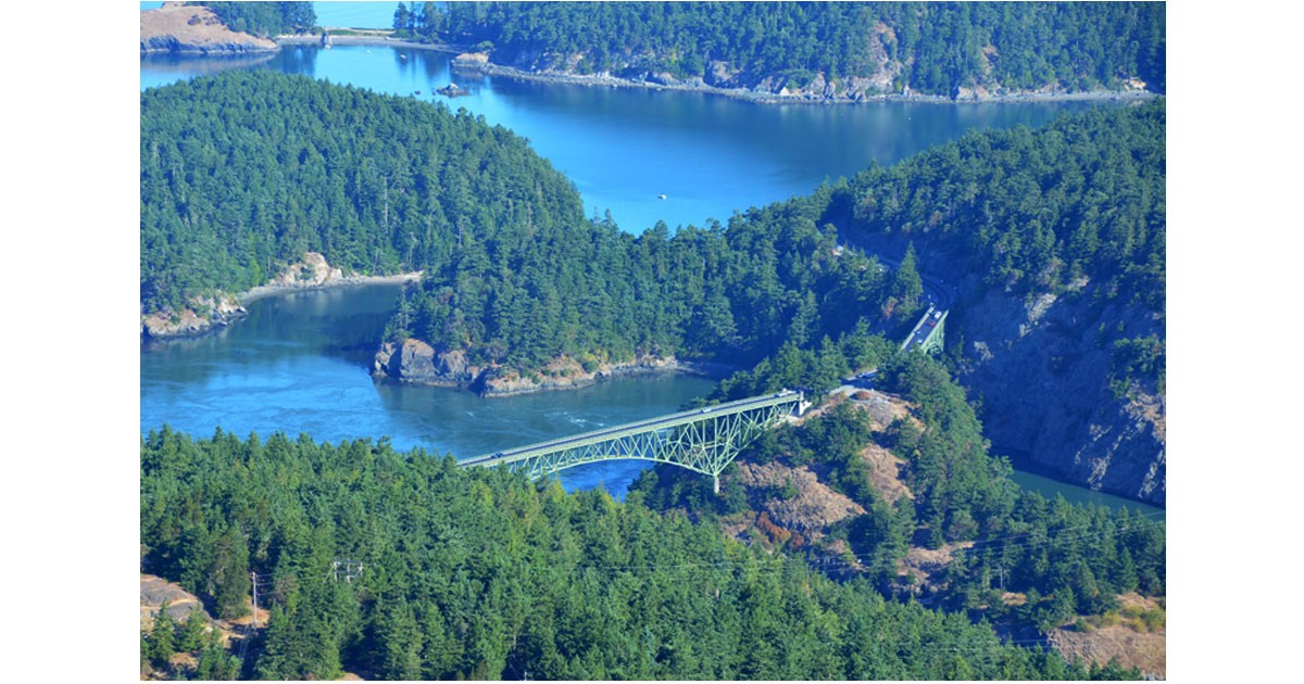 Deception Pass Bowmans Bay - Steve Berentson