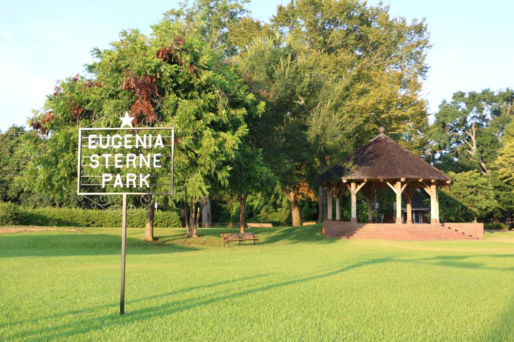 EUGENIA STERNE PARK