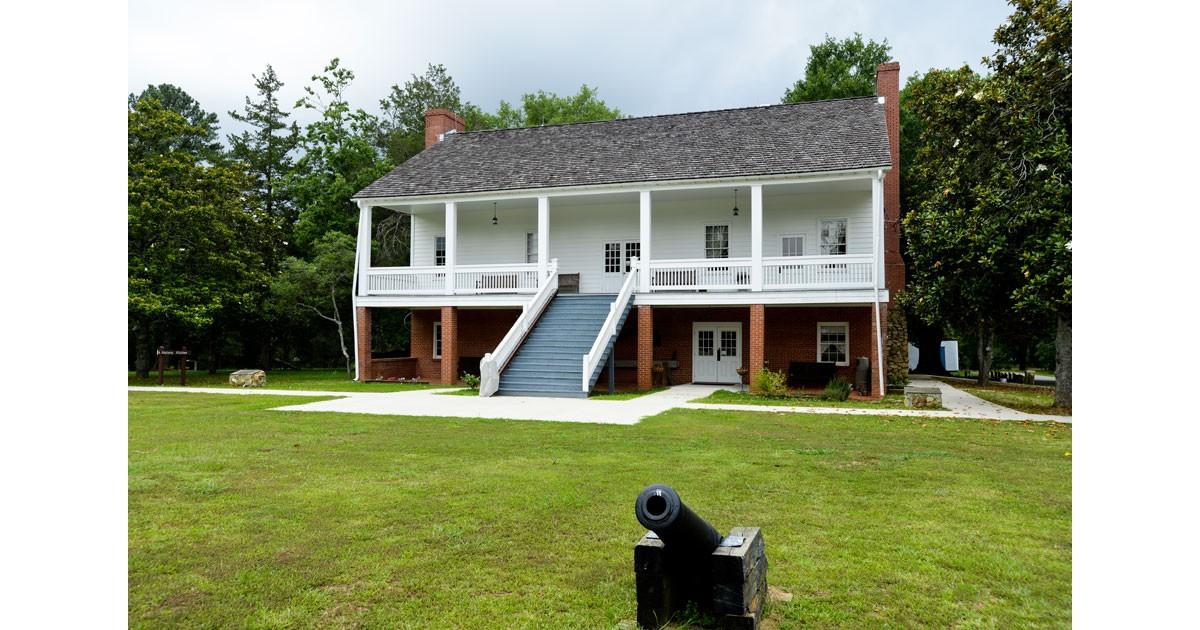 Fort Jesup State Historic Park