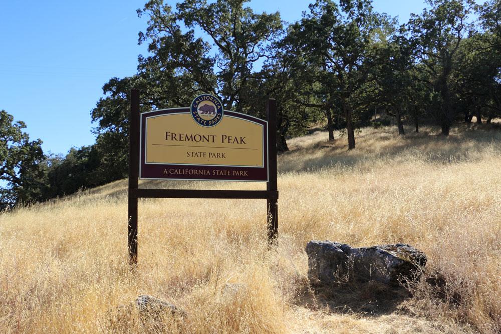Fremont Peak CA State Park