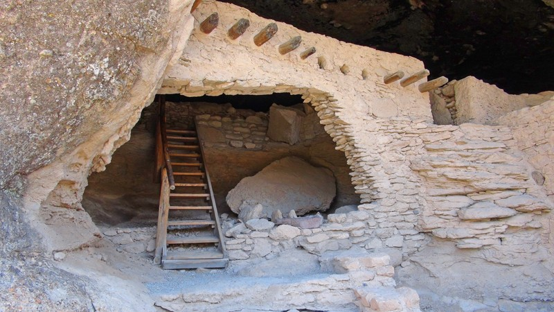 Gila Cliff Dwellings National Park