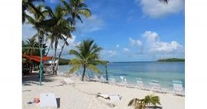 Grabbers Beach Front, Great Guana Cay, Abacos, Bahamas