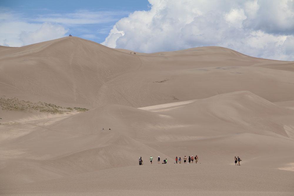 Great San Dunes National Park