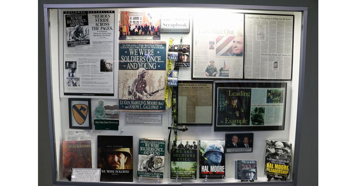 Hal Moore Exhibit