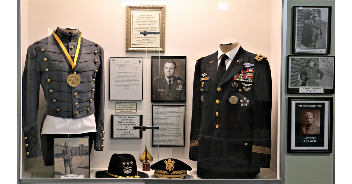 Hal Moore Military Uniforms