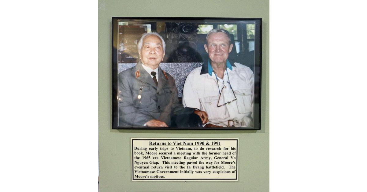 Hal Moore Returns to Vietnam