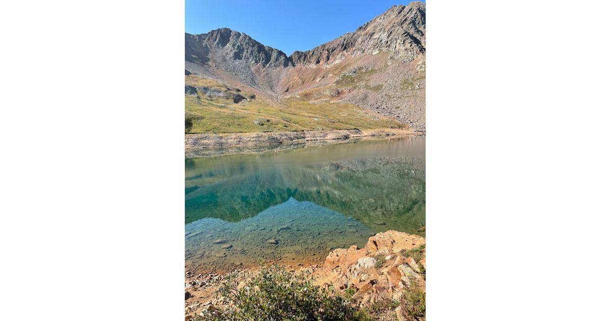 Hope Lake.
