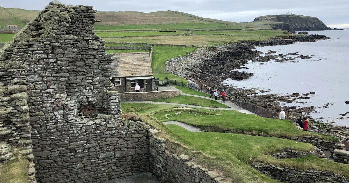 Jarshof Ruins
