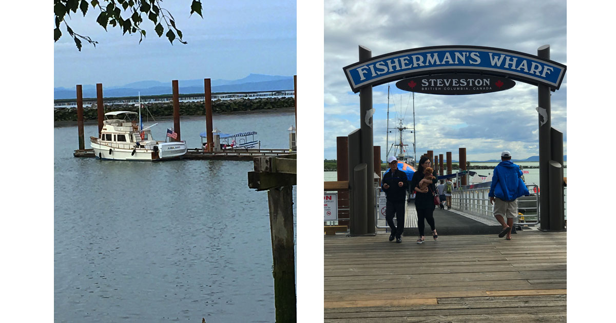 Visit Steveston, British Columbia