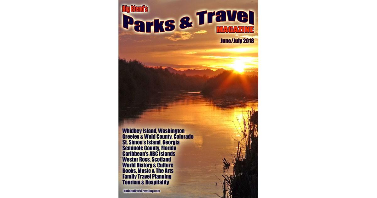 Park & Travel Magazine June-July 2018