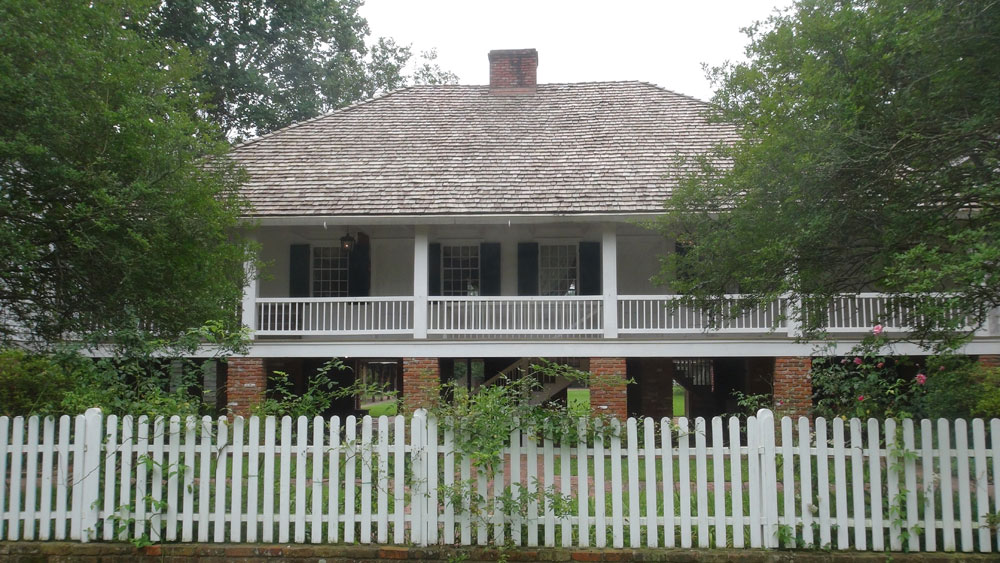KENT HOUSE STATE HISTORIC SITE
