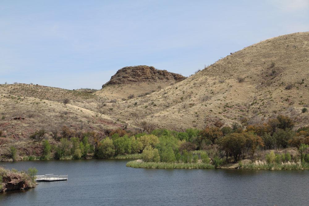 PEÑA BLANCA LAKE RECREATION AREA