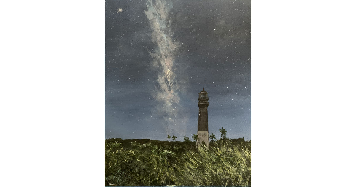 Lighthouse by Shannon Torrence