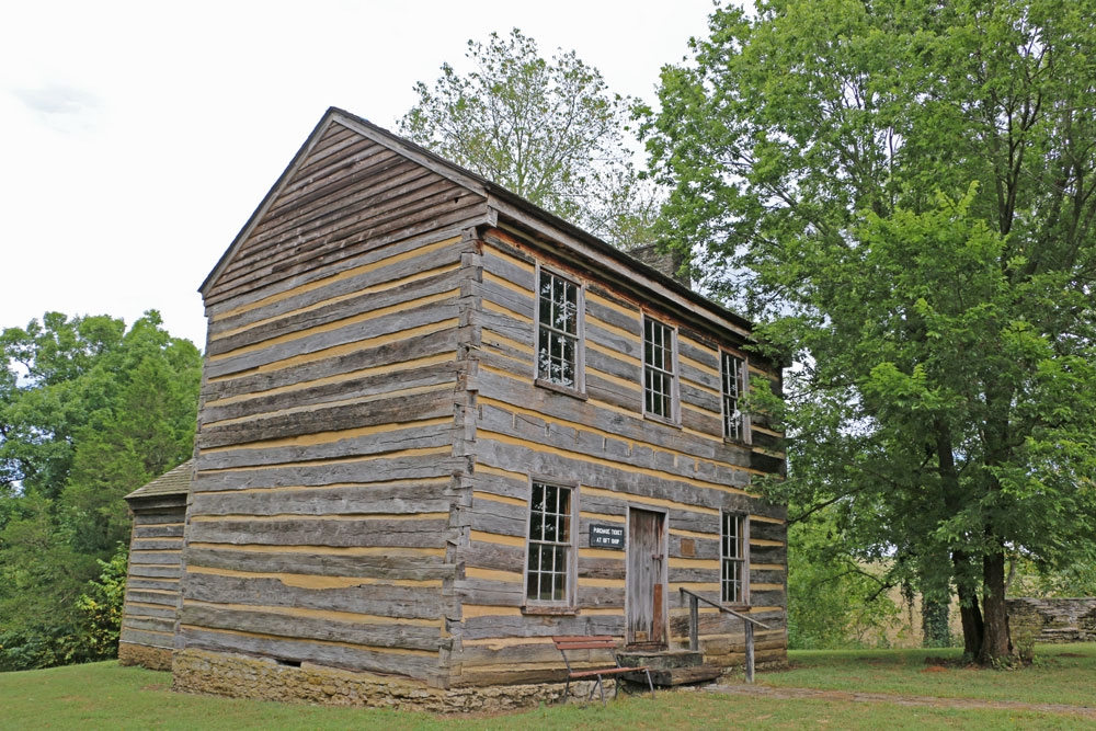 LINCOLN HOMESTEAD KENTUCKY STATE PARK