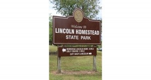 Lincoln Homestead State Park