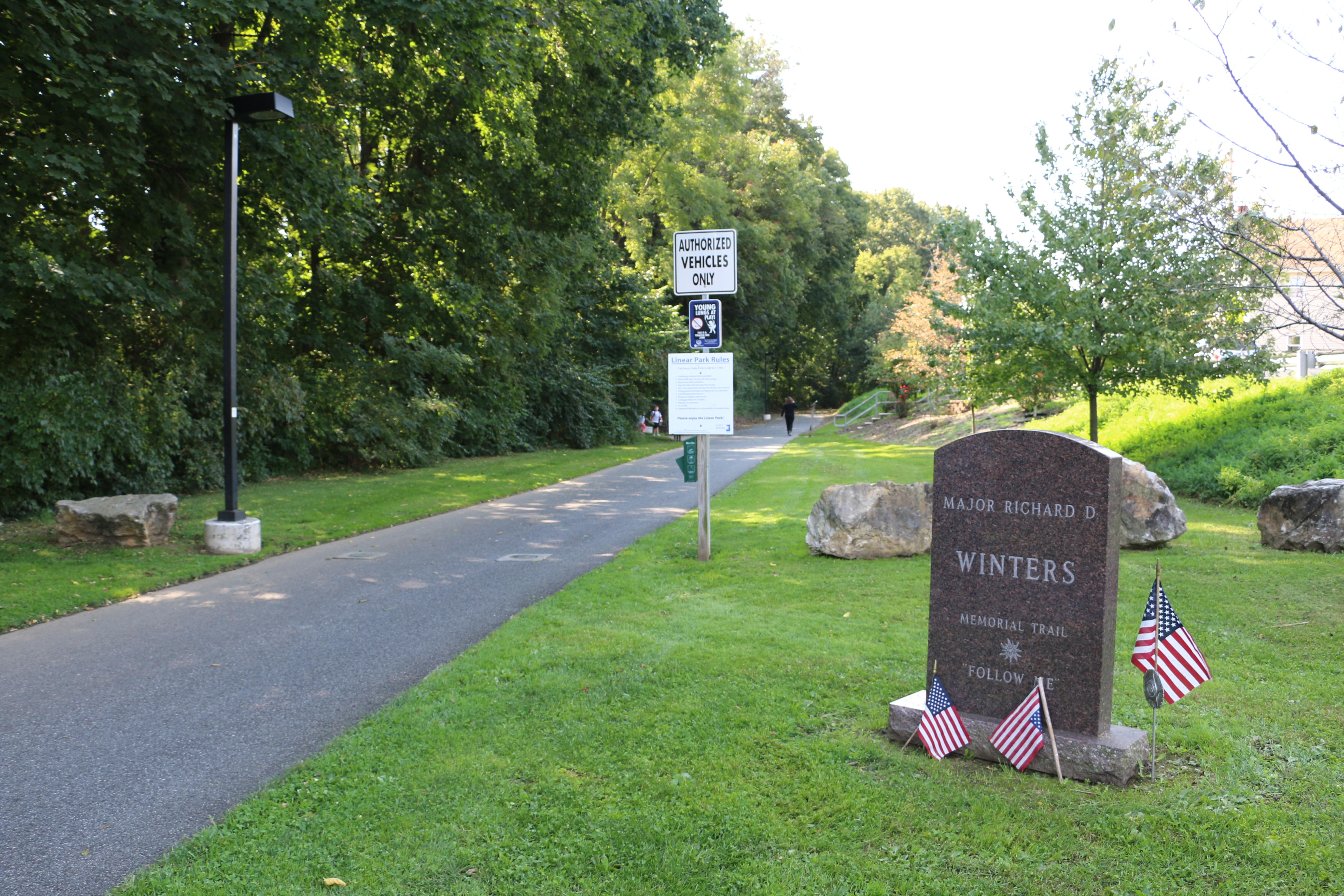 Linear - Trail - Major Richard Winters Memorial Trail --
