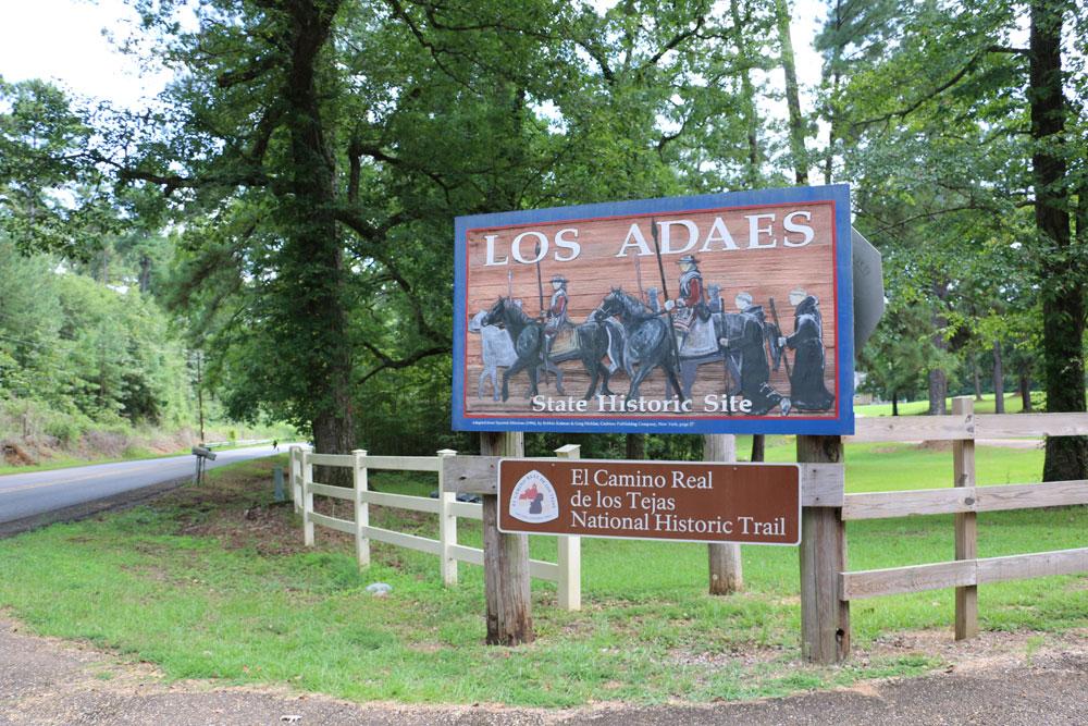 LOS ADAES STATE HISTORIC SITE