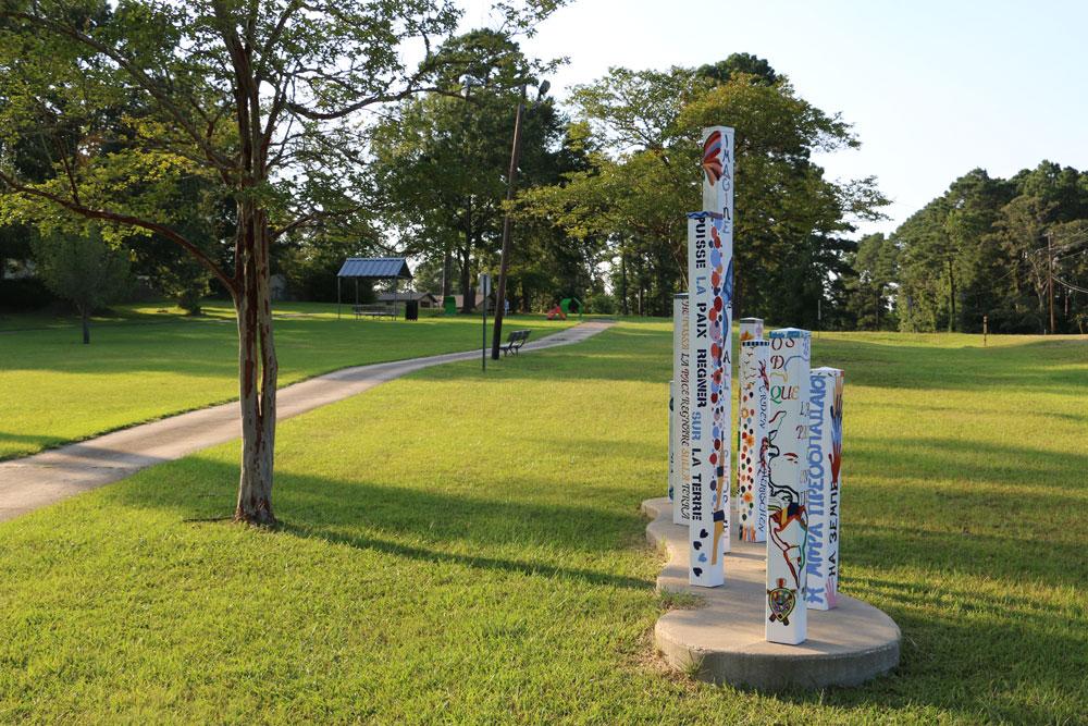 Magnolia Art Park